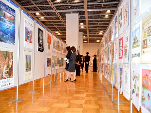 昨年の展示会の様子(2)
