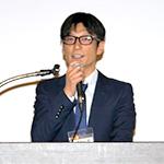 開会の辞 松本勝彦(松本ギフト)