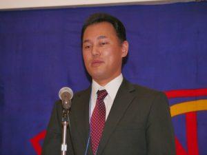 林 秀俊(日本合同扇子)